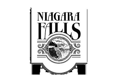 Niagara falls siyah